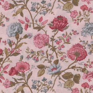 Marcus Fabrics Impromptu roze bloemen
