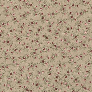 Marcus Fabrics Pieceful Pines ecru takje
