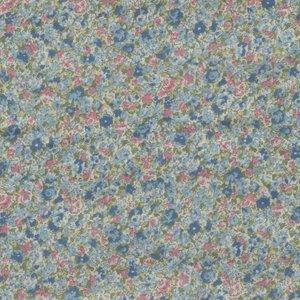 Sevenberry minibloemetje blauw