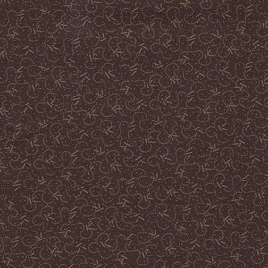 Windham Fabrics Kindred Spirits Gathering bruin werkje