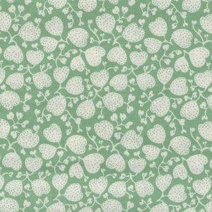 Penny Rose Fabrics Lemonade Sundae groen blad