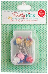 Pretty Pins Quilting spelden
