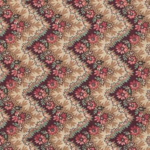Andover/Makeower Rochester roze zigzag streep