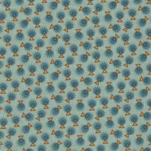 Andover/Makeower Rochester blauw werkje