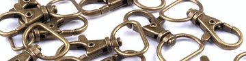 (metalen) Accessoires en sluitingen