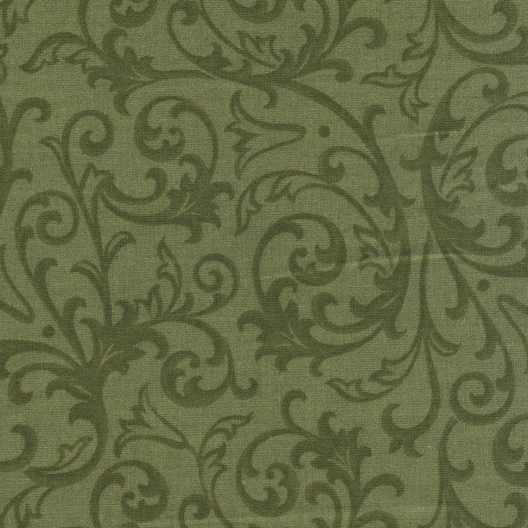Henry Glass Baroque groen