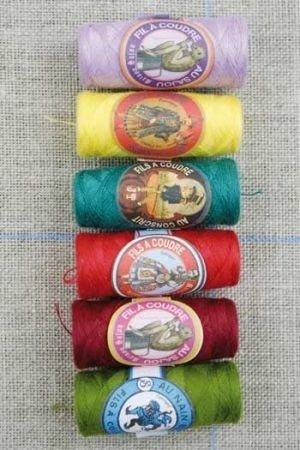Sajou cocons alles naaigaren set kleur