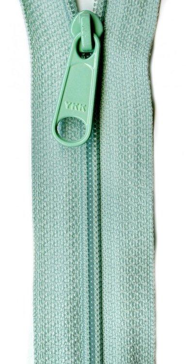 YKK rits 22 inch (55cm) azure