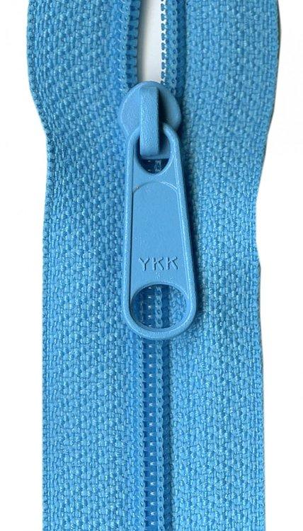 YKK rits 22 inch (55cm) turquoise