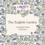 Liberty London English Garden Emily Silhouette lila_
