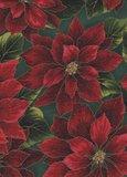 Hoffman California Kerst groen kerstster_