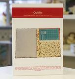 Quiltfile, quiltmap kartonnage pakket_