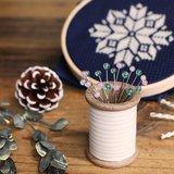 Cohana Hasani magnetische spoel Snow Flower_