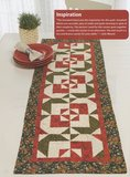 Boek: Christmas Quilting, Annie's quilting_
