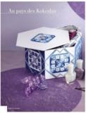 Boek: Brode & Cartonne, Bernadette Chiffoleau, Isabelle Haccourt Vautier, Nathalie Trois_