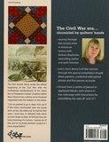 Boek: Civil War Sampler, Barbara Brackman_