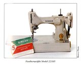 Featherweight 221, the perfect portable, Nancy Johnson-Srebro_