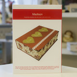 Doos Madison (A4), kartonnage pakket_