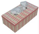 Tissue doos, kartonnage pakket_