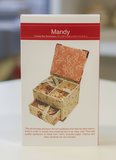 Doos Mandy, kartonnage pakket_