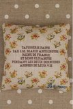 Maison Sajou Queen's Tapestry pakket voor klein kussen _