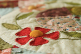 Patroon: Flower Garland, Ellie's Quiltplace, EQP_