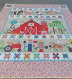 Sew Simple Shapes Farm sweet farm by Lori Holt_
