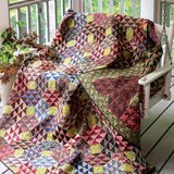 Vicki Hodge: Button Box Quilts_