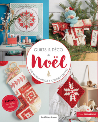 Quilts & Deco de Noël - Kristel Salgarollo