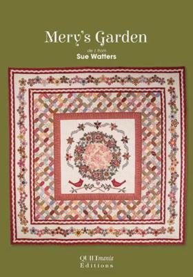 Patroon: Mery's Garden - Sue Watters