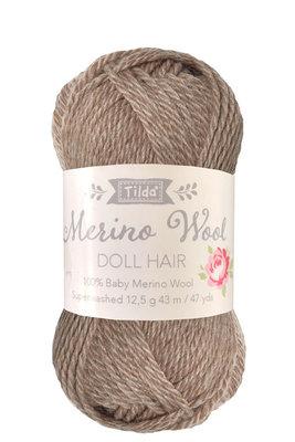 Tilda wol voor poppenhaartjes Ash Blonde