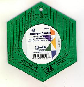 EZ Hexagon Shapes