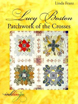 Boek: Lucy Boston: Patchwork Of The Crosses, Linda Franz
