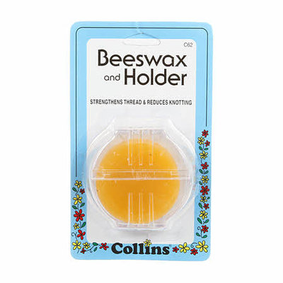 Bijenwas in houder