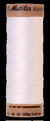 Mettler Silk Finish Cotton 40, 2000 wit
