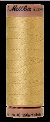 Mettler Silk Finish Cotton 40, 1412 lichtgeel