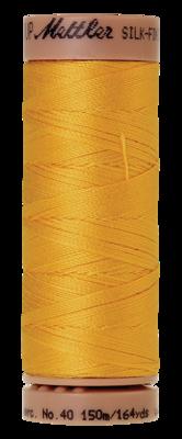 Mettler Silk Finish Cotton 40, 0120 geel