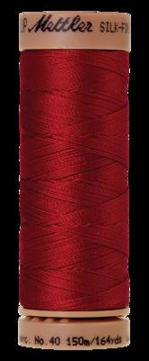 Mettler Silk Finish Cotton 40, 0504 rood