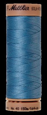 Mettler Silk Finish Cotton 40, 0338 turqoise