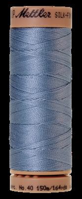 Mettler Silk Finish Cotton 40, 0350 lichtblauw
