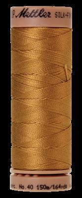 Mettler Silk Finish Cotton 40, 1130 oker