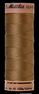 Mettler Silk Finish Cotton 40, 0287 licht bruin