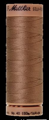 Mettler Silk Finish Cotton 40, 0280 warm bruin