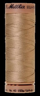 Mettler Silk Finish Cotton 40, 1222 taupe