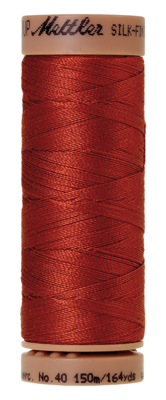 Mettler Silk Finish Cotton 40, 1074 roest