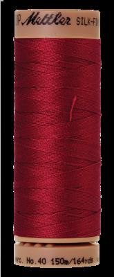 Mettler Silk Finish Cotton 40, 0105 rood