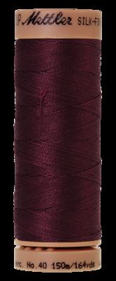 Mettler Silk Finish Cotton 40, 0109 donker rood
