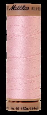 Mettler Silk Finish Cotton 40, 0085 baby roze