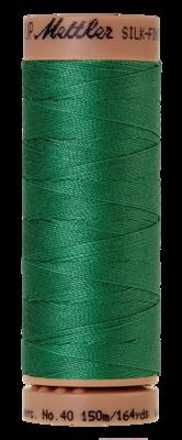 Mettler Silk Finish Cotton 40, 0224 groen