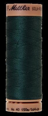 Mettler Silk Finish Cotton 40, 0757 donker groen